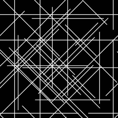 lineas rectas: l�neas rectas blancas, patr�n transparente; vector de fondo geom�trico