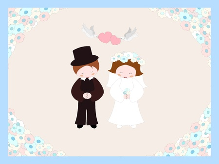 bridegroom: wedding couple
