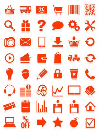 eshop: web icons for eshop