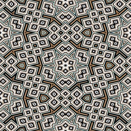 creme: geometric seamless texture, vector illustration, eps 10