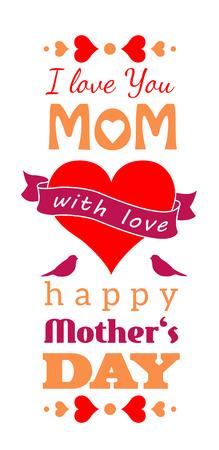 Happy Mother Vector