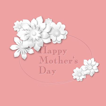 3d flower: Mothers