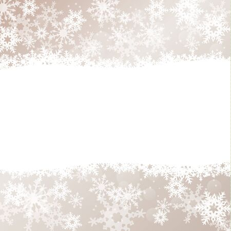 winter holidays: abstract winter holidays background with snowflakes,  with transparency and gradient mesh