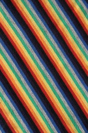rayures diagonales: Colorful striped tissu de fond. Rayures diagonales.