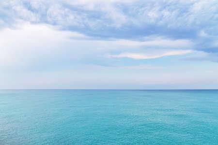 Hermoso mar Mediterráneo. Castellón, Comunidad Valenciana, España.