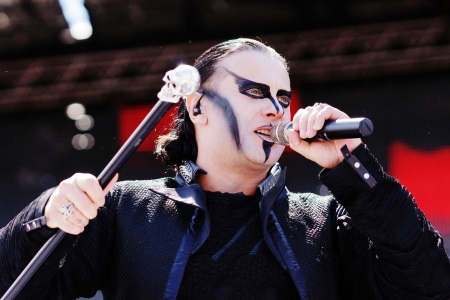 8 June in Samara hosted the fifth festival �Rock on the Volga�, which has become the largest rock festival in Europe. This year the headliner is the German band Rammstein. Except it were made by the group: �Mordor�, �Semantic Hallucinations�,