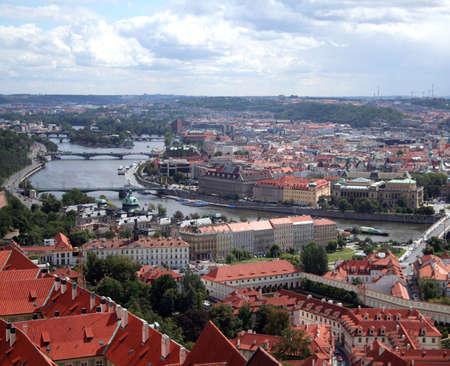 Praha city photo