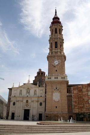 zaragoza: Zaragoza, Spain Stock Photo