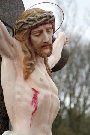 the statue of Jesus Christ Stock Photo - 11026502