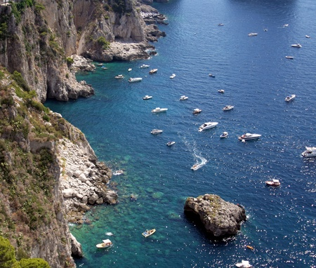 Capri island, Italy Stock Photo - 11041373