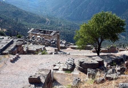 Delphi Greece photo