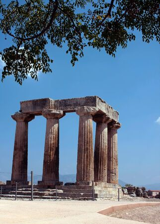 Corinth, Greece photo