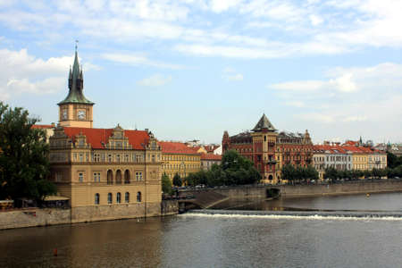 View of Prague photo
