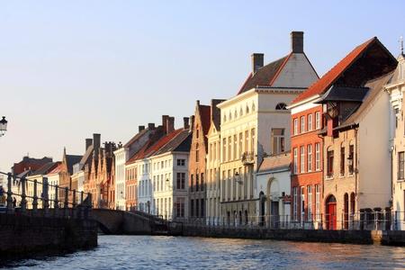 flanders: Typical Flemish Architecture in Antwerp Belgium