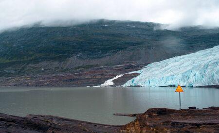 Svartisen Glacier, Norway Stock Photo - 12189701