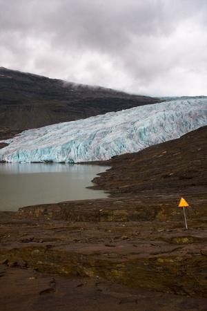 icescape: Svartisen Glacier, Norway