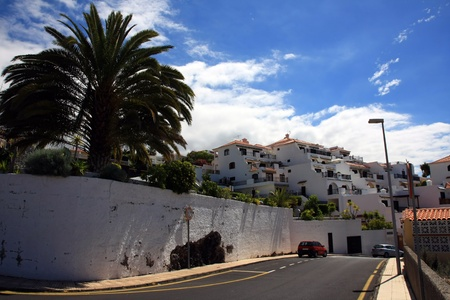 Puerto Santiago, Tenerife, Spain Stock Photo - 13526526