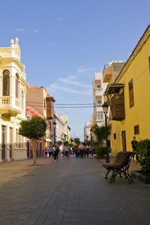 yeallow: STREET in SAN SEBASTIAN - LA GOMERA