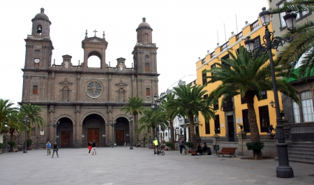 casa colon: City centre in Las Palmas de Gran Canaria, Gran Canaria