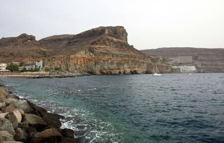 Puerto de Mogan, Gran Canaria Island, Spain photo