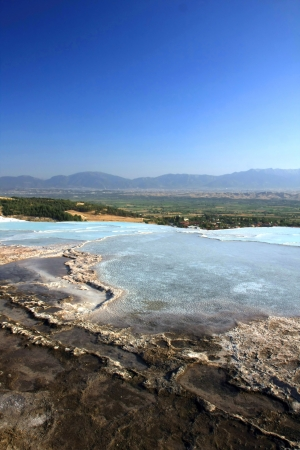 amazing Pamukkale, Turkey photo
