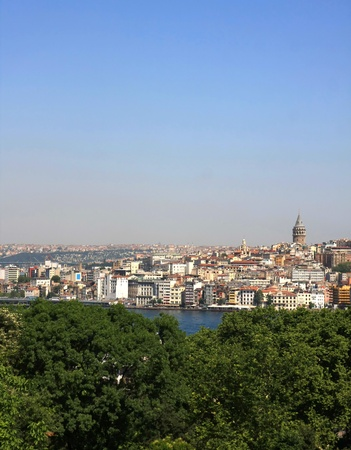 View of Istanbul, Turkey photo