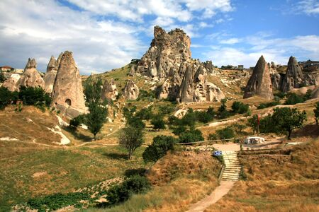 Capadocia - Turqu�a, Uchisar photo