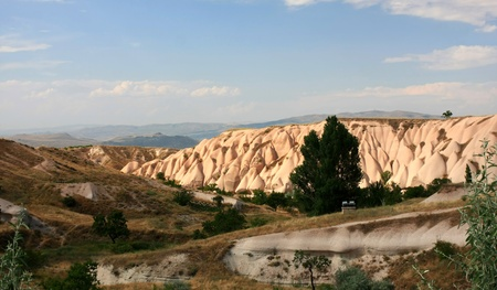 Cappadocia - Turkey, Uchisar Stock Photo - 15284852