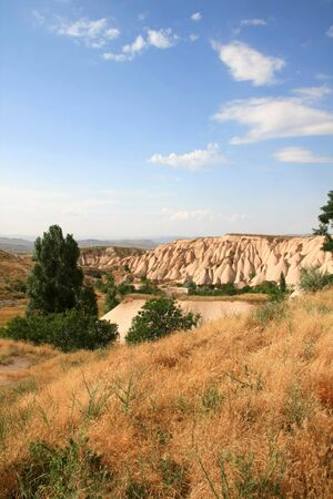 Cappadocia - Turkey, Uchisar Stock Photo - 15284869