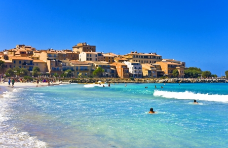 L Ille Rousse auf der wunderschönen Insel Korsika