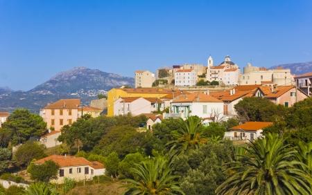 amazing Calvi town in Corsica, France Stock Photo - 15290363