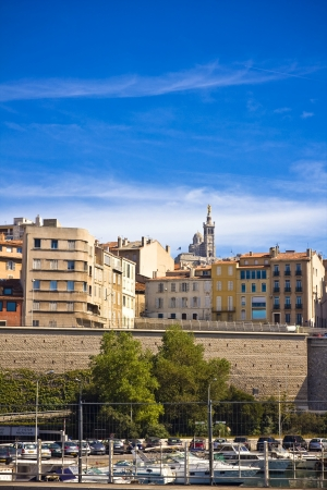 the city centre in Marseille , France Stock Photo - 17465249