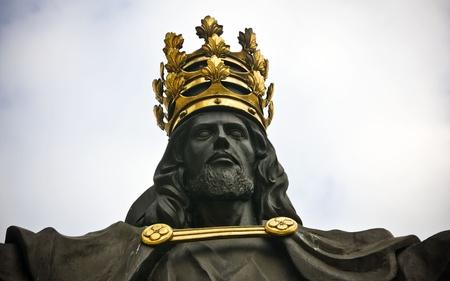 király: Jézus a király a világ Jasna Gora Czestochowa, Lengyelország