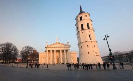 vilnius: Vilnius Cathedral