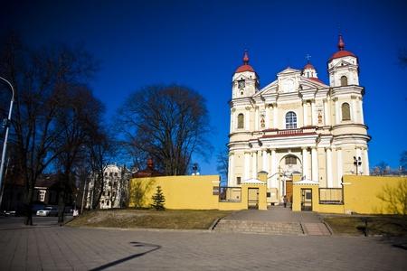 vilnius: St  Peter and St  Paul s Church, Vilnius