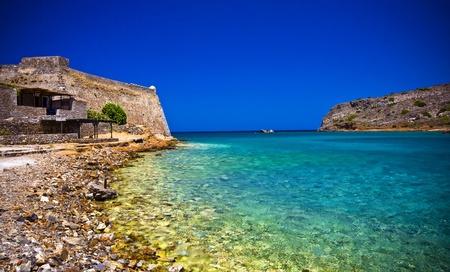 l�pre: Spinalonga Forteresse Gr�ce - Derni�re colonie l�pre active �ditoriale