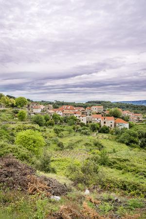 wine road: Hvar island, Croatia