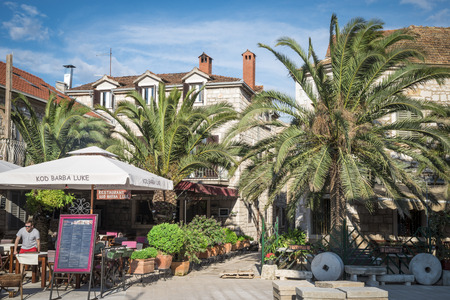 starigrad: Beautiful Stari Grad village, Hvar island, Croatia