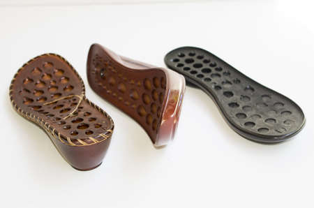 polyurethane: Polyurethane outsoles used in production of women s footwear
