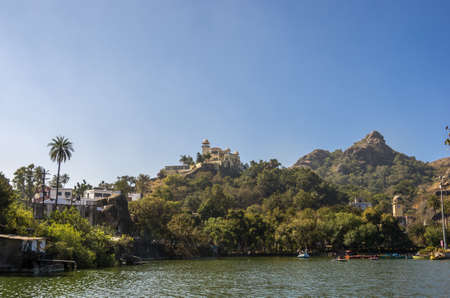 maharaja: Mount Abu, Rajasthan - Jan 01, 2014   The Maharaja Editorial