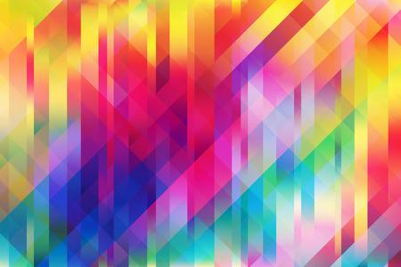 barvitý: Lesklé barevné mesh pozadí s vertikálními a 2 diagonální čáry