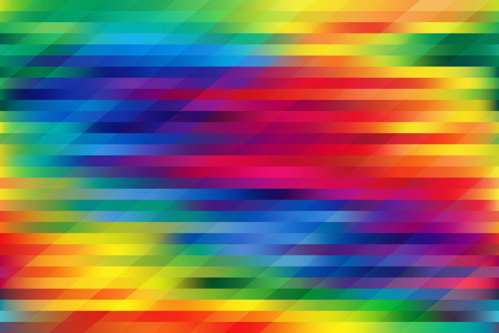 Bright colorful mesh background horizontal and diagonal lines