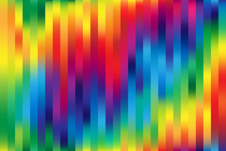 Shiny bright rainbow colorful mesh background
