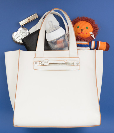 Business lady handbag