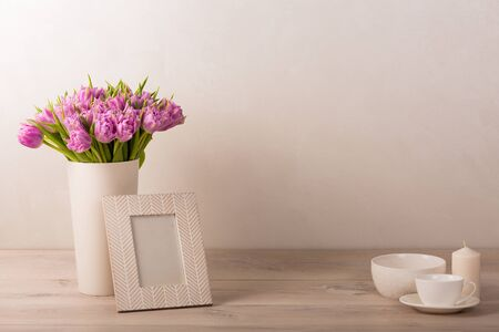 room accents: Simple home decor in scandinavian style