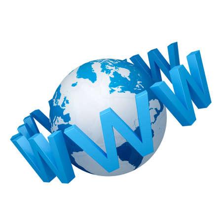 Global Communication Stock Photo - 16214633