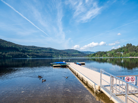 Titisee in Black Forest