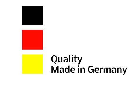 Quality Made in Germany Reklamní fotografie - 130063356