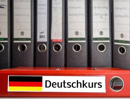 German course folder