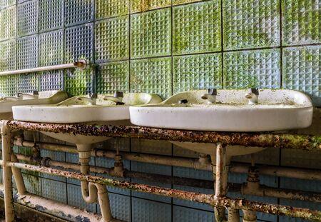 old Vintage washbasin